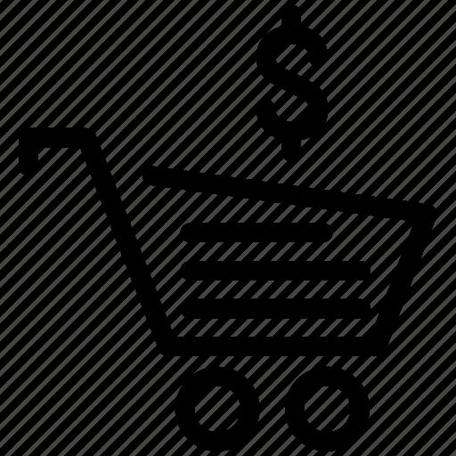 bill, billing, business, buy, cart, cash, cash-register, check, check-out, coin, creative, dollar, ecommerce, grid, line, list, money, online, payment, queue, receipt, register, scan, sell, shape, shop, shopping, sign, web-shop, wheels icon