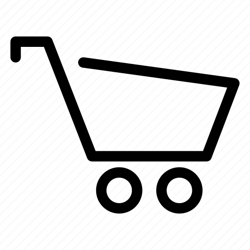 basket, carry, cart, creative, ecommerce, grid, items, line, move, online, product, purchase, shape, shop, shopping, shopping-cart, transport, web-shop, wheel, wheels icon
