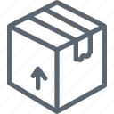 box, delivery, ecommerce, shipping, shop icon