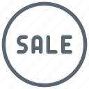 discount, label, sale, sign, sticker, tag icon