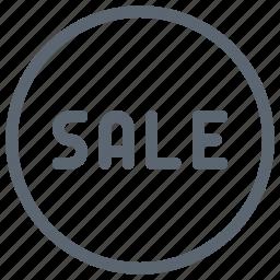 discount, label, sale, sign, sticker, tag icon