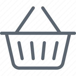 basket, ecommerce, online, shop, shopping, store icon