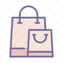 bag, shop, store, packet, shopping