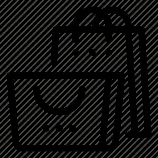 bag, gift, sale, shopping icon