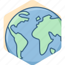 country, global, globe, location, map, world icon