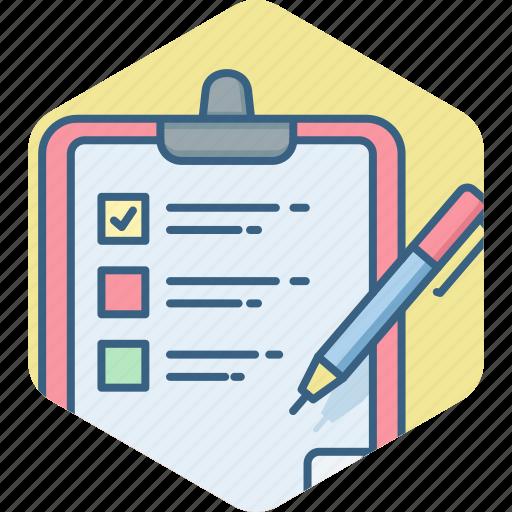 check, checklist, do, list, shopping, tickmark, to icon