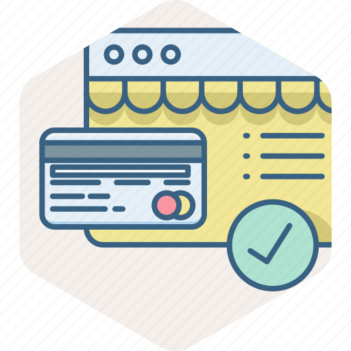 card, online, pay, payment, web, website icon