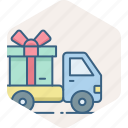 charges, delivery, free delivery, road, shipping, transport, truck icon