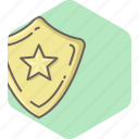 antivirus, privacy, safety, security, shield icon
