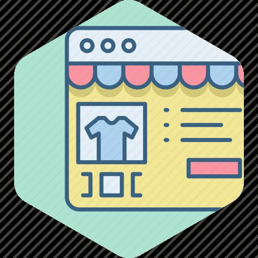 buy, ecommerce, online, shopping, web, webpage, website icon