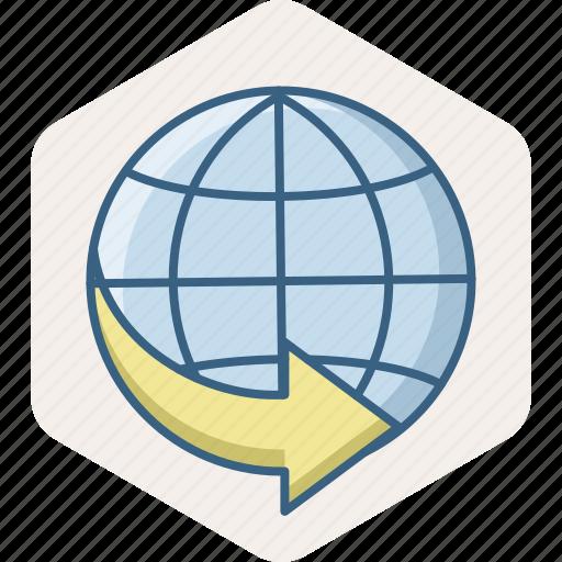 browser, design, seo, web icon