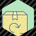bag, buy, request, return, sale, shop icon