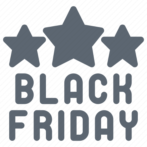 Black friday, friday, star icon - Download on Iconfinder