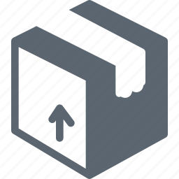 box, delivery, ecommerce, shipping icon