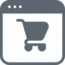 app, application, cart, ecommerce, online, shop, shopping icon
