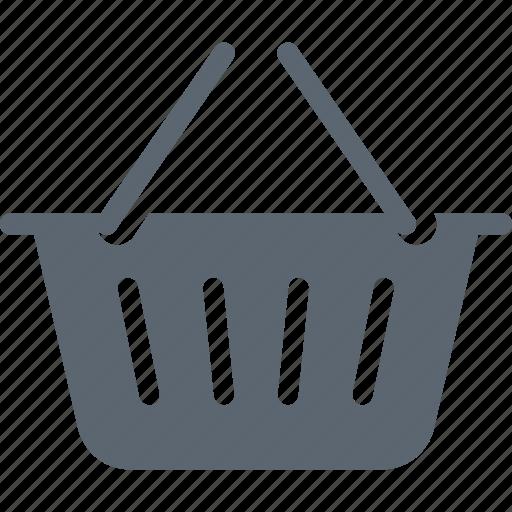 Basket, shopping, cart, ecommerce, online, shop, web icon - Download on Iconfinder