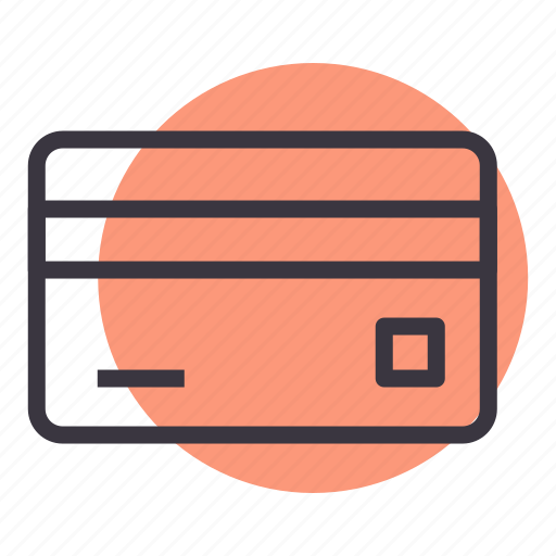 banking, card, credit, debit, purchase, shopping, swipe icon
