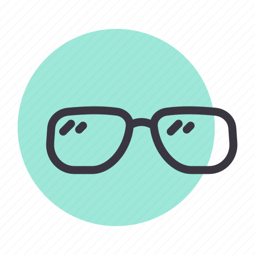 eyecare, eyeglasses, glasses, specs, spectacles, sunglasses, vision icon