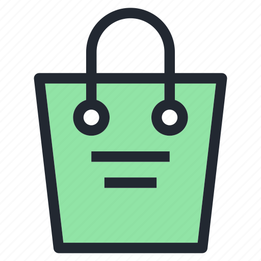 buy, cart, shopping, tote bag icon