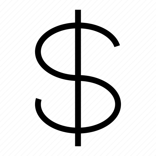 $, currency, dollar, dollars, money, peso, sign icon