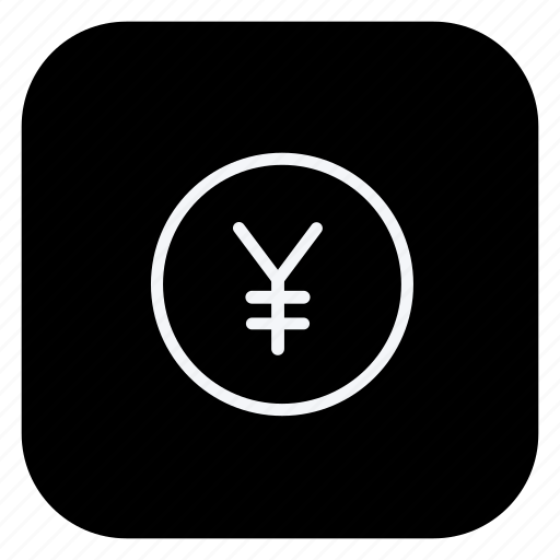 cash, currency, money, online, shopping, store, yen icon