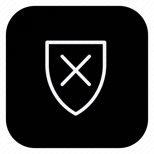 finance, money, safety, security, shield, shopping, store icon
