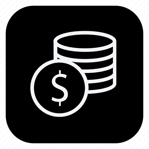 cash, currency, dollar, finance, money, online, shopping icon