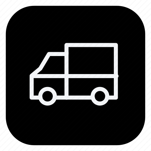 delivery truck, finance, money, online, shopping, store, truck icon