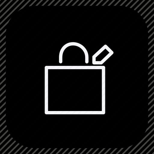 bag, finance, money, shop, shopping, shopping bag, store icon
