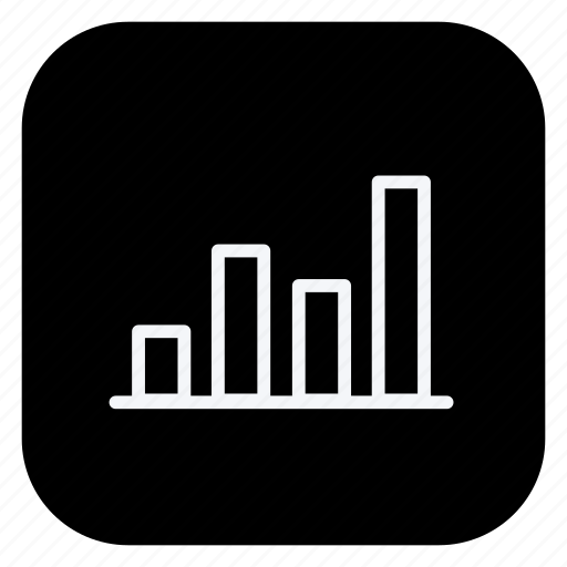growth, increase, money, online, shop, shopping, store icon