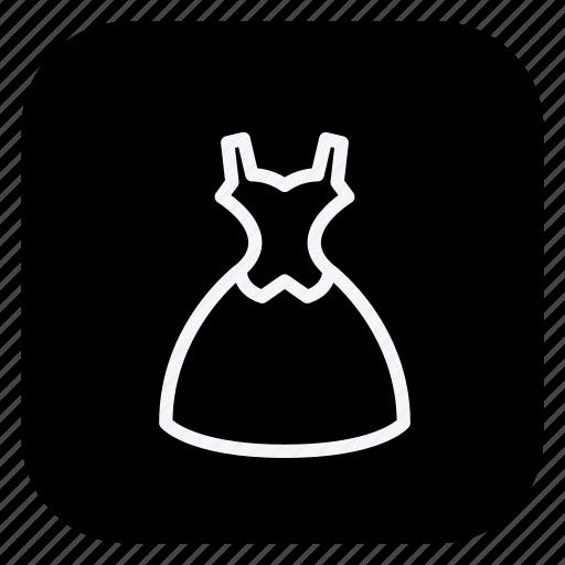 dress, finance, money, online, shop, shopping, store icon