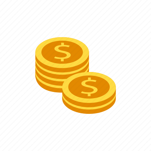 cash, coin, currency, money, token icon