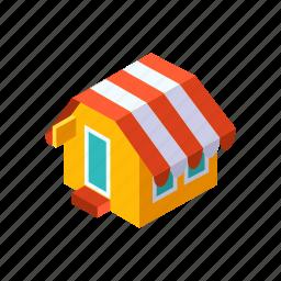 mall, retail, sale, shop, store icon