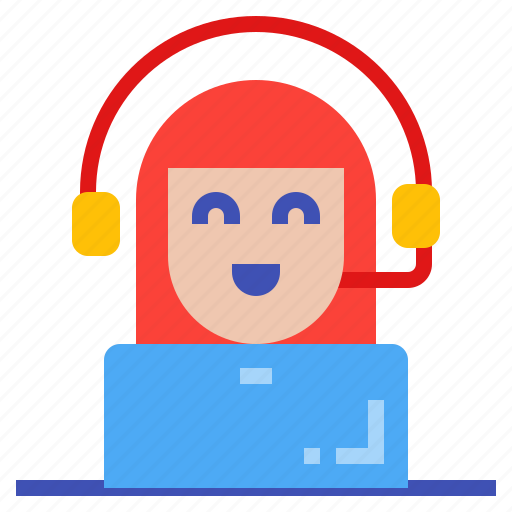 Call, center, customer, service, communication, services icon - Download on Iconfinder