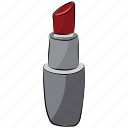 cosmetics, lip color, lips beauty, lips paint, lips varnish, lipstick, makeup icon