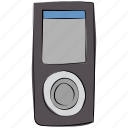 ipod, media player, music, music device, music player, portable media player, walkman icon