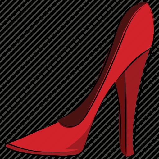 footwear, heel, heel pumps, high heel, ladies footwear, ladies shoes, shoe icon