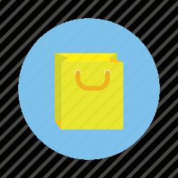 bag, briefcase, carrybag, shopping, suitcase icon