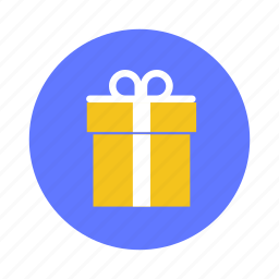 box, delivery, gift, giftbox, package, present icon
