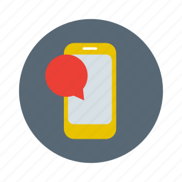 bubble, chat, comment, message, percentage, talk icon