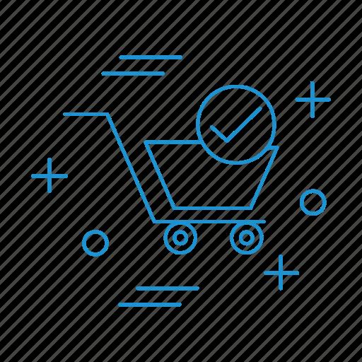 cart, market, shopping, store icon