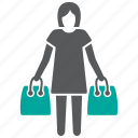 bag, shop, shopping icon