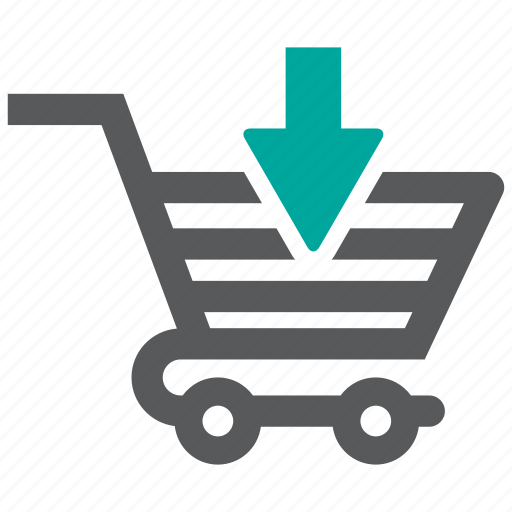 add, buy, cart icon