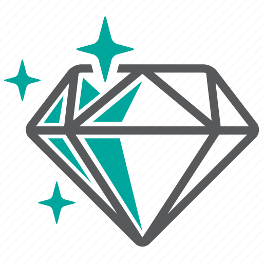 Diamond, gemstone, jewelry icon - Download on Iconfinder