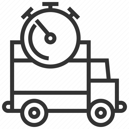 automobile, car, delivery, ecommerce, fast, shipping, transportation icon