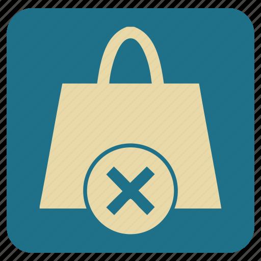bag, shopping, supermarket icon