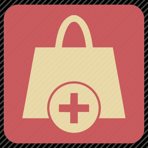 Add, bag, shopping, supermarket icon - Download on Iconfinder