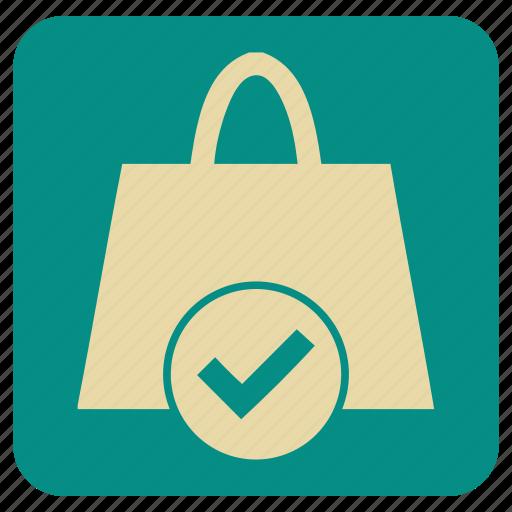 bag, good, shopping, supermarket icon
