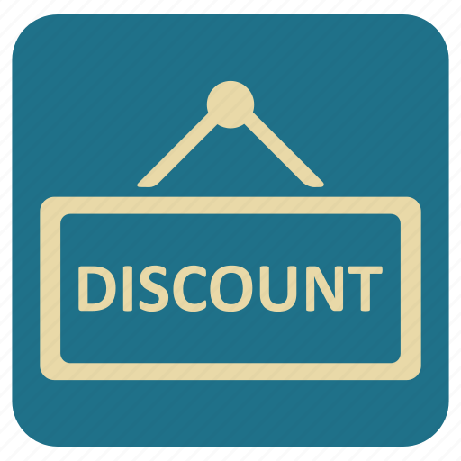 Discount, shopping, supermarket icon - Download on Iconfinder