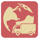 export, shopping, supermarket icon